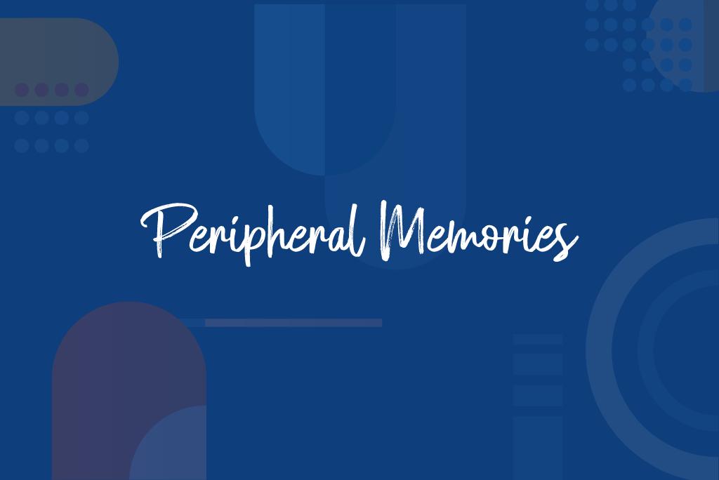 Peripheral Memories, un progetto dedicato all'arte e al territorio